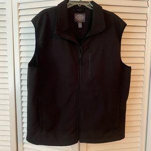 St. John's Bay Full Zip Vest (XXL)